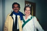 Pam with Pad. Alfredo