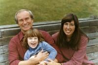 Donovan, Susan and Pam, fall 1984