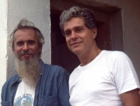 Alex Polari and José Rosa, 1993