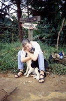 Pam living in Mauá, 1995