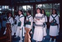 Dancing in church