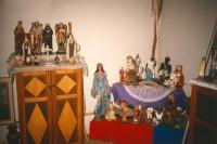 Altar in the Congá
